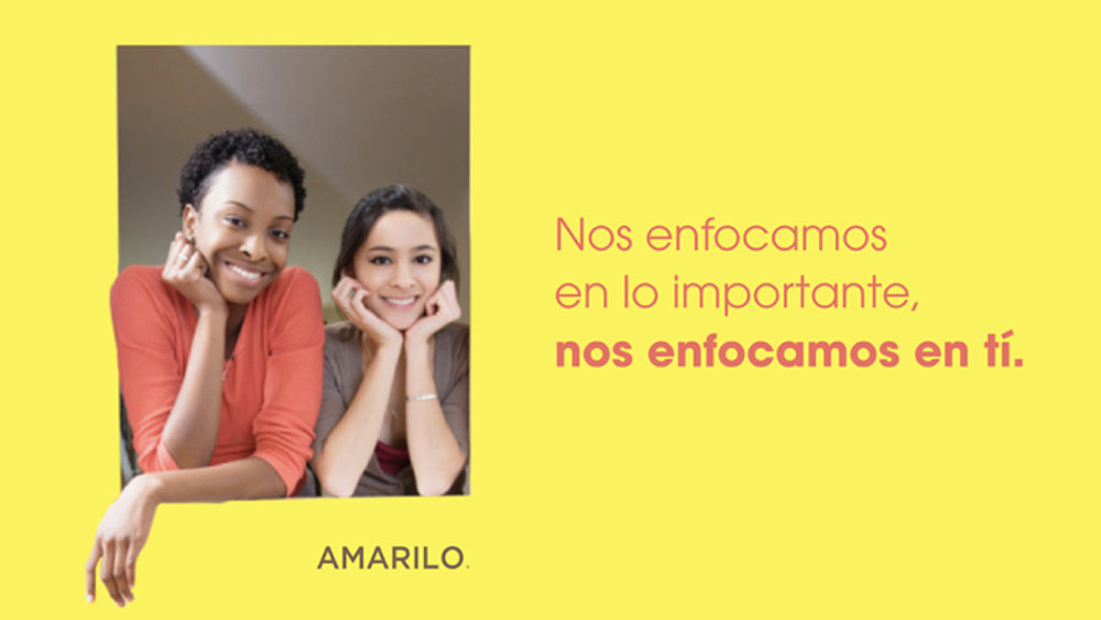 amarilo - Creating a comprehensive brand experience for a construction company.
