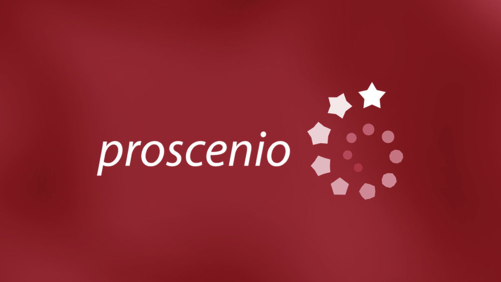 proscenio - Creating a new brand for an art academy with an innovative value proposition.