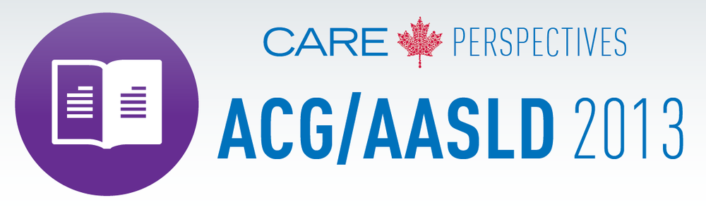 Click here to view the full CARE Perspectives ACG/AASLD 2013 Conference Report.