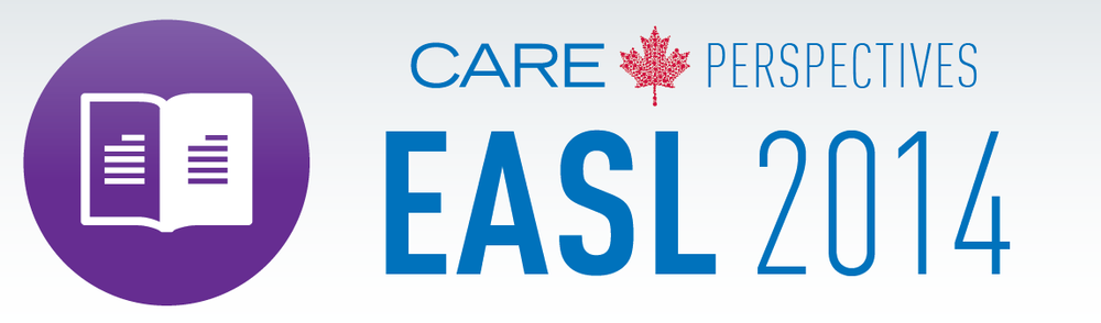 Click here to view the full CARE Perspectives EASL 2014 Conference Report.