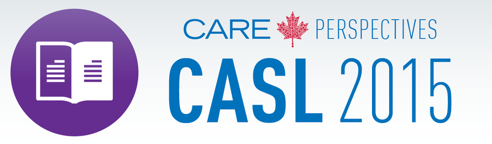 Click here to view the full CARE Perspectives CASL 2015 conference report.