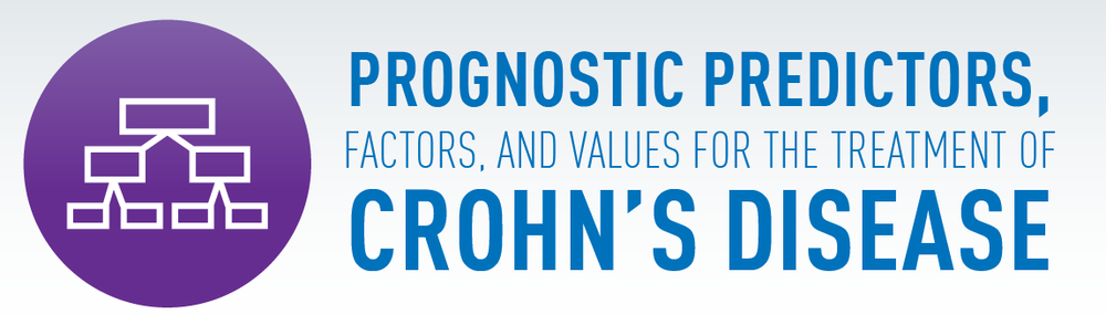 Click here to view the Prognostic Predictors for the Treatment of Crohn's Disease tool.
