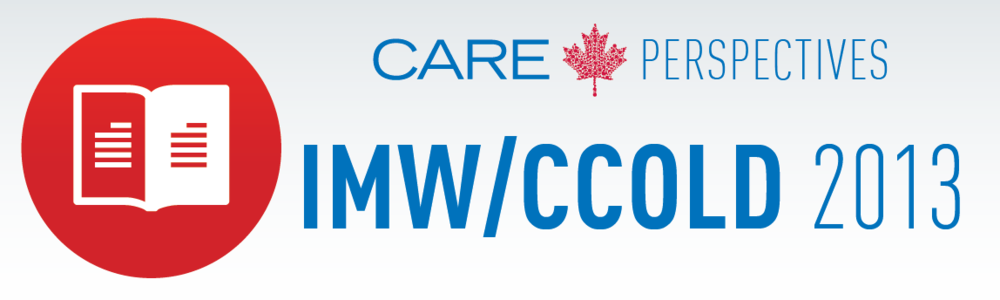 Click here to view the full CARE Perspectives IMW/CCOLD 2013 Conference Report.
