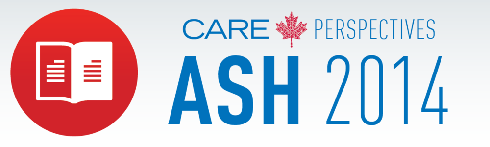 Click here to view the full CARE Perspectives ASH 2014 Conference Report.