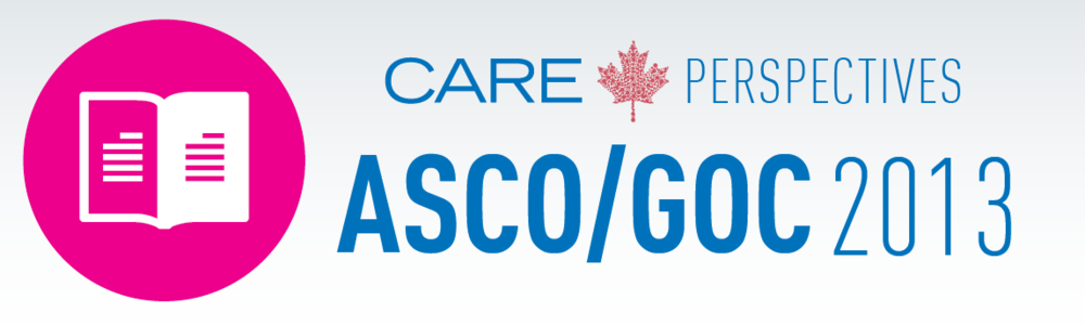 Click here to view the full CARE Perspectives ASCO/GOC 2013 Conference Report.