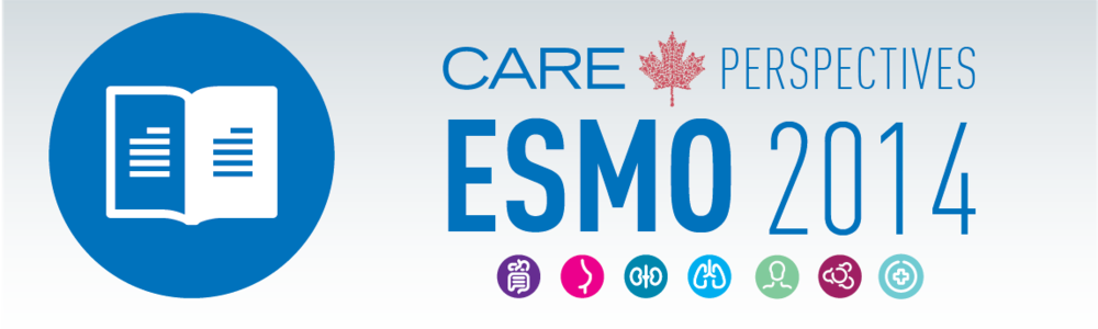 Click here to view the full CARE Perspectives ESMO 2014 Conference Report.