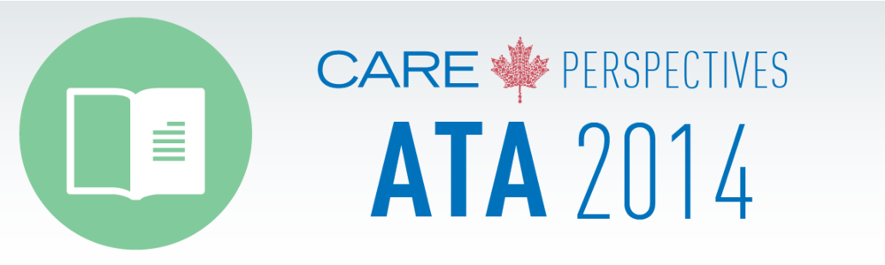 Click here to view the full CARE Perspectives ATA 2014 Conference Report.
