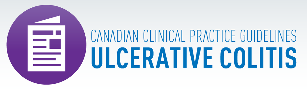 Click here to view the Ulcerative Colitis Canadian Clinical Practice Guidelines