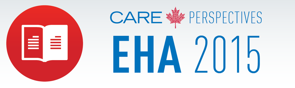 Click here to view the full CARE Perspectives EHA 2015 Conference Report.