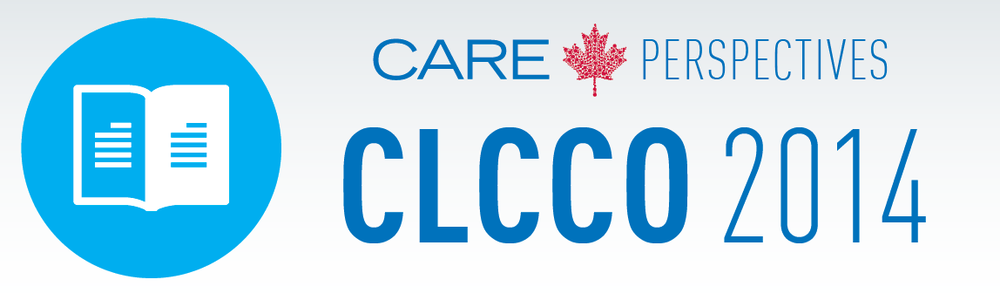 Click here to view the full CARE Perspectives CLCCO 2014 Conference Report.