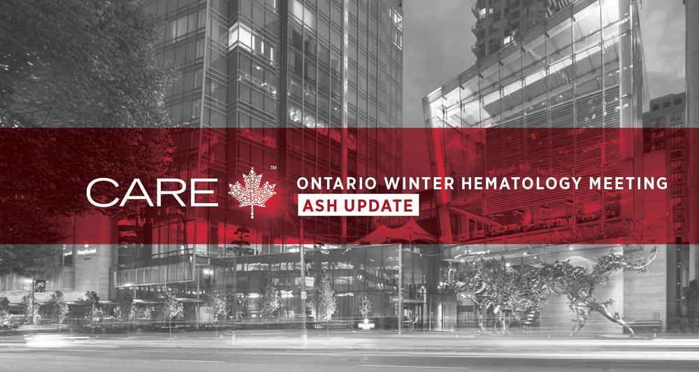 CARE Winter Hematology Update