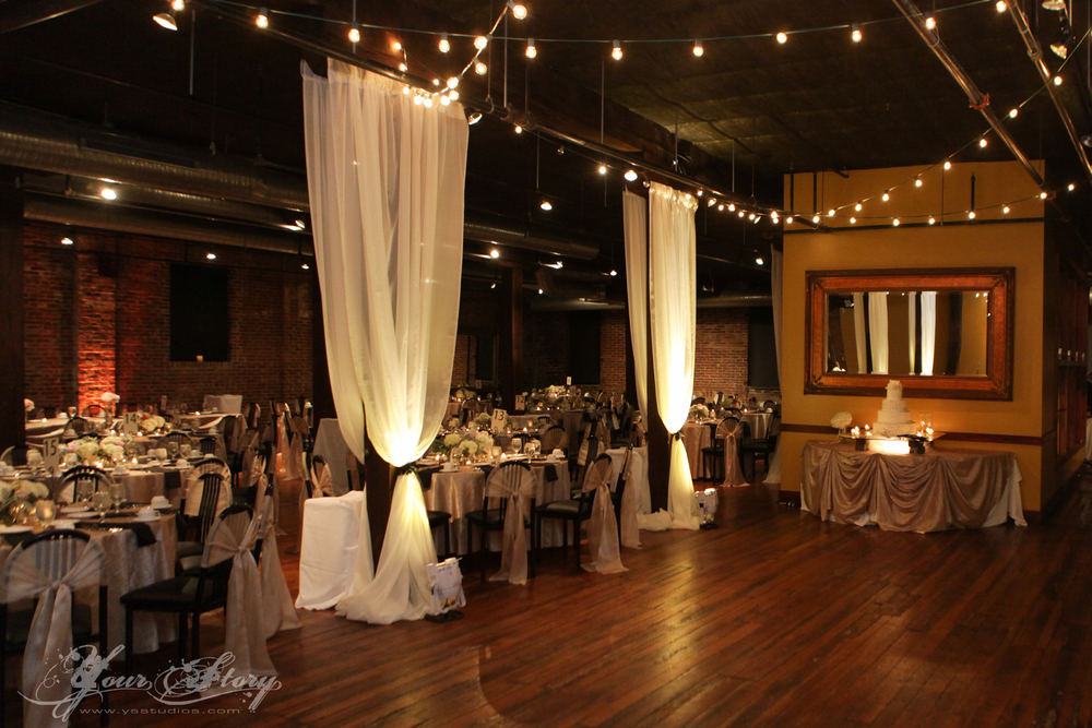 St louis wedding venues six incredible venues to check out this is another incredible historic st louis wedding venue rocking incredible brick hardwood floors beams and doors from 1876 junglespirit Gallery