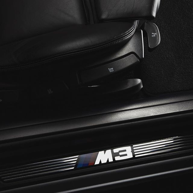 Provide proper seating etiquette to your passengers. Need help, contact @eagbmw for your slick top, competition pckg, CSL accessorized M3 needs! #bmw #m3 #competition  #csl #e46 #s54
