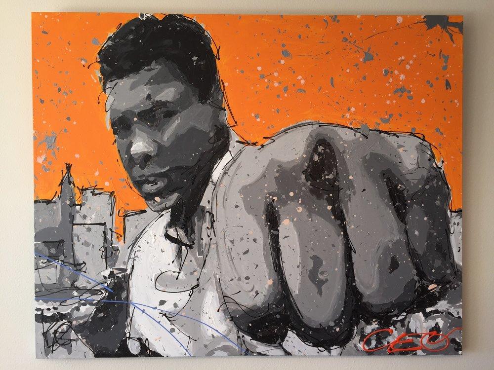 Ali in Detroit