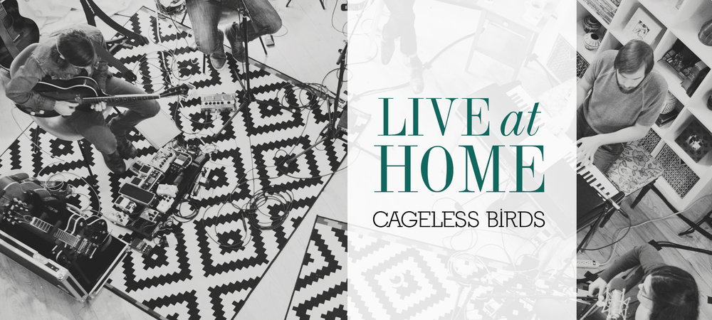 Live At Home Banner