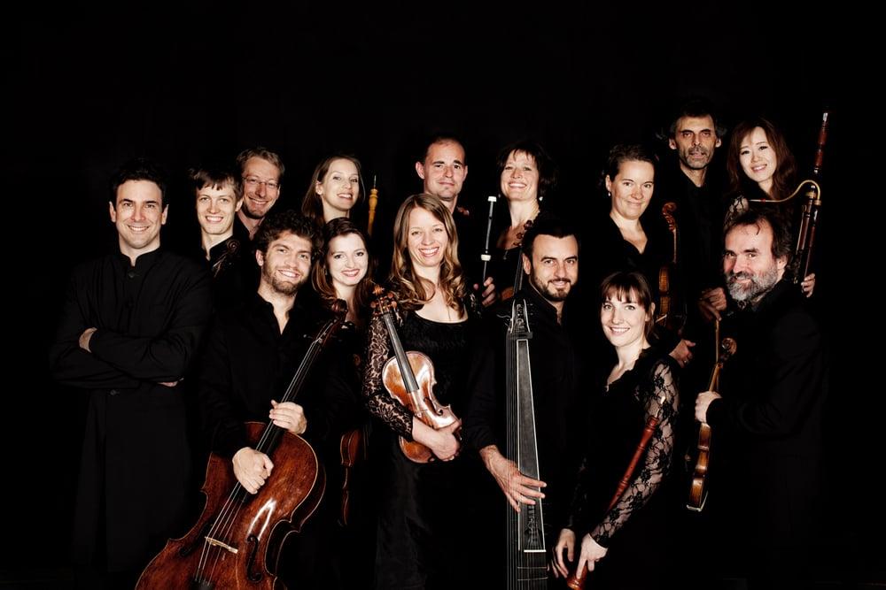 Bach Consort Wien  - Foto: Julia Wesely