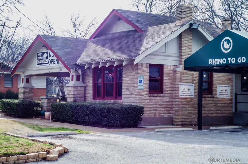 Buon Giorno Coffee House Fort Worth