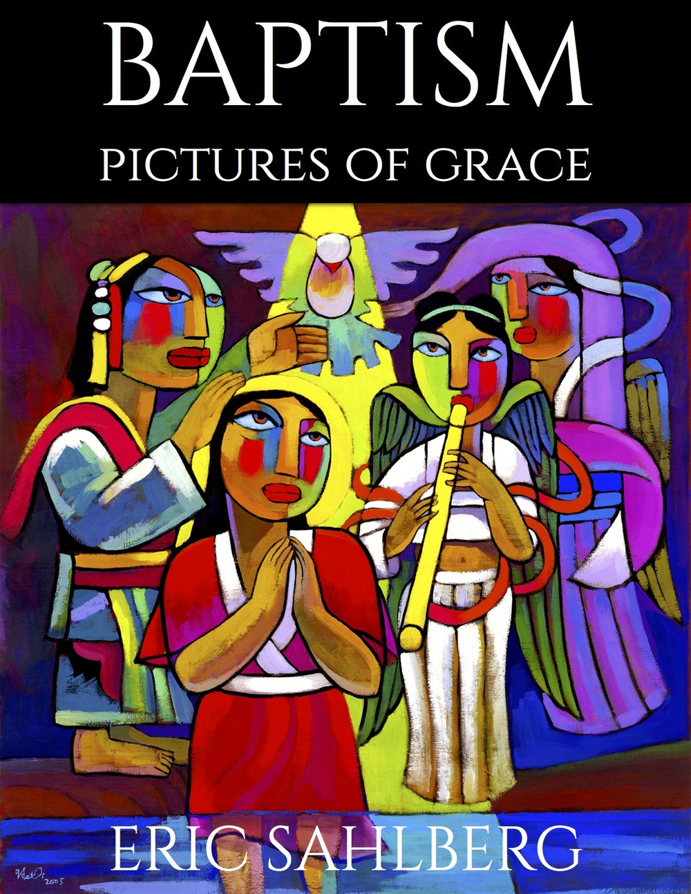 Baptism Pictures of Grace is available at Amazon (Kindle and Paperback), Barnes & Noble and Apple iTunes