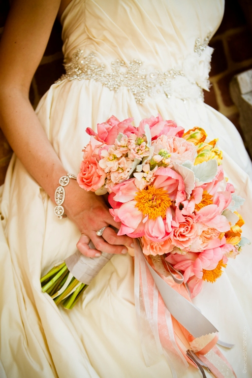 Peterloon Wedding Bridal Bouquet