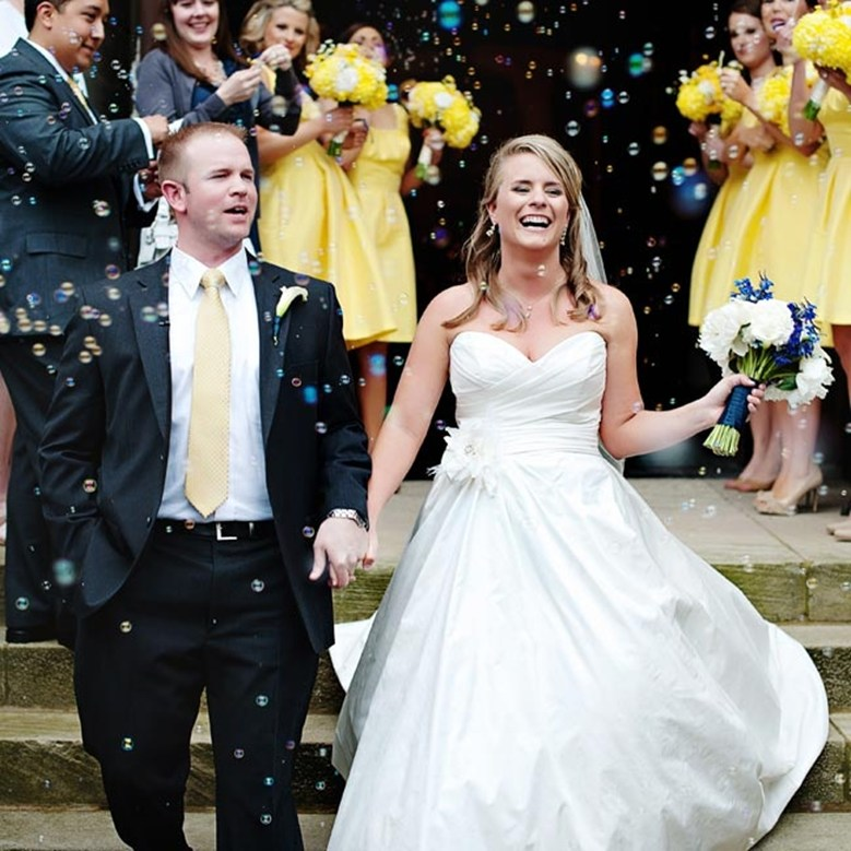 The Knot: Amy & Nicholas