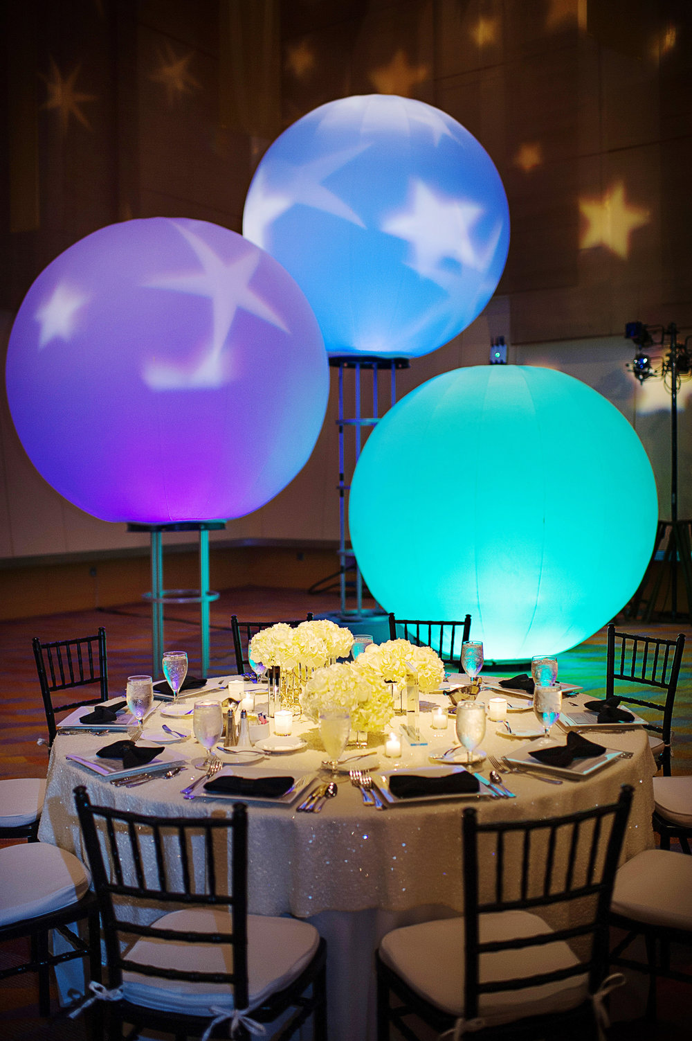 Courtenay Lambert Florals and Event Design, http:courtenaylambert.com.  Wedding of Sarah Haas & David Habel at Duke Energy Center in Cincinnati Ohio.  Gorgeous photography by Kortnee Kate, and flowers and event design by Courtenay Lambert Floral and Event Design. Glitter. Sparkle. Christmas Wedding. Wedding florist and designer Cincinnati