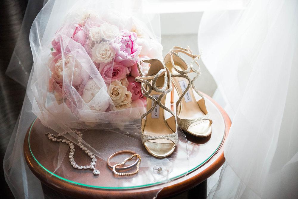 Cincinnati Wedding Pink theme