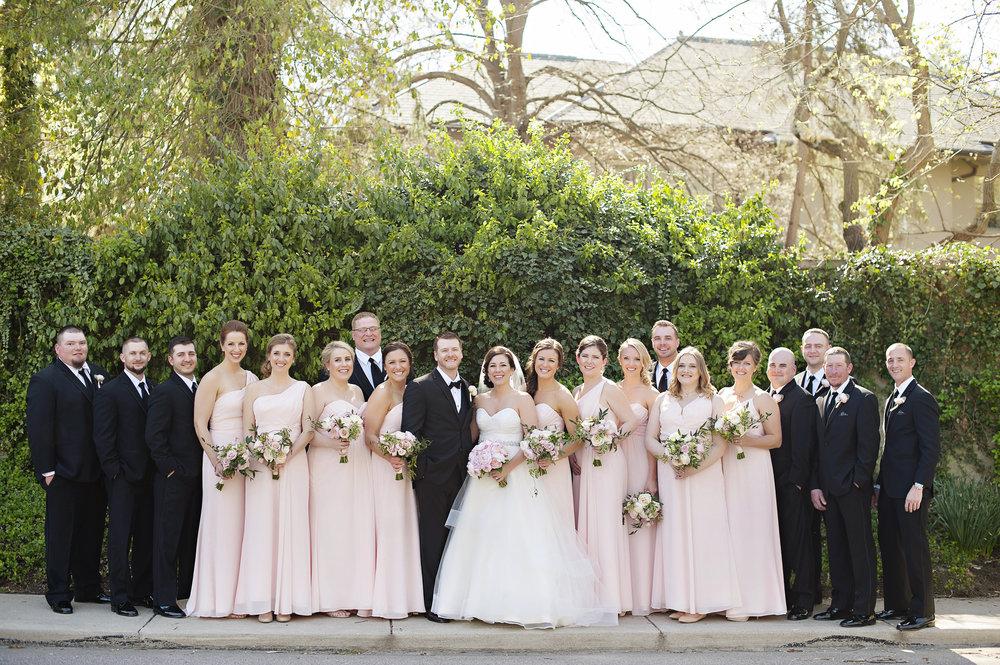 Cincinnati Wedding Flowers - The Renaissance Cincinnati, Courtenay Lambert Florals, Kortnee Kate Photography