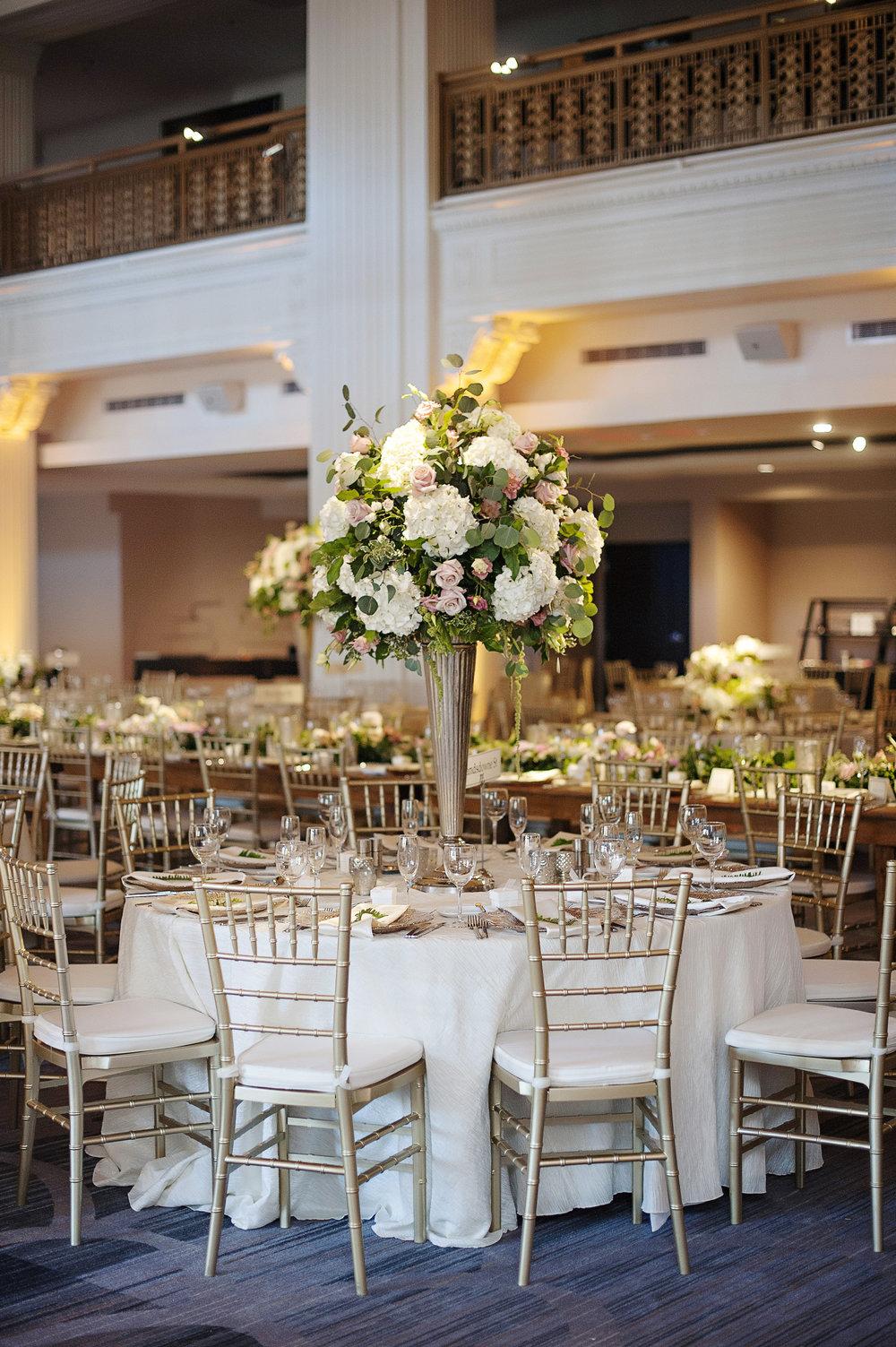 The Renaissance Garden Theme Wedding