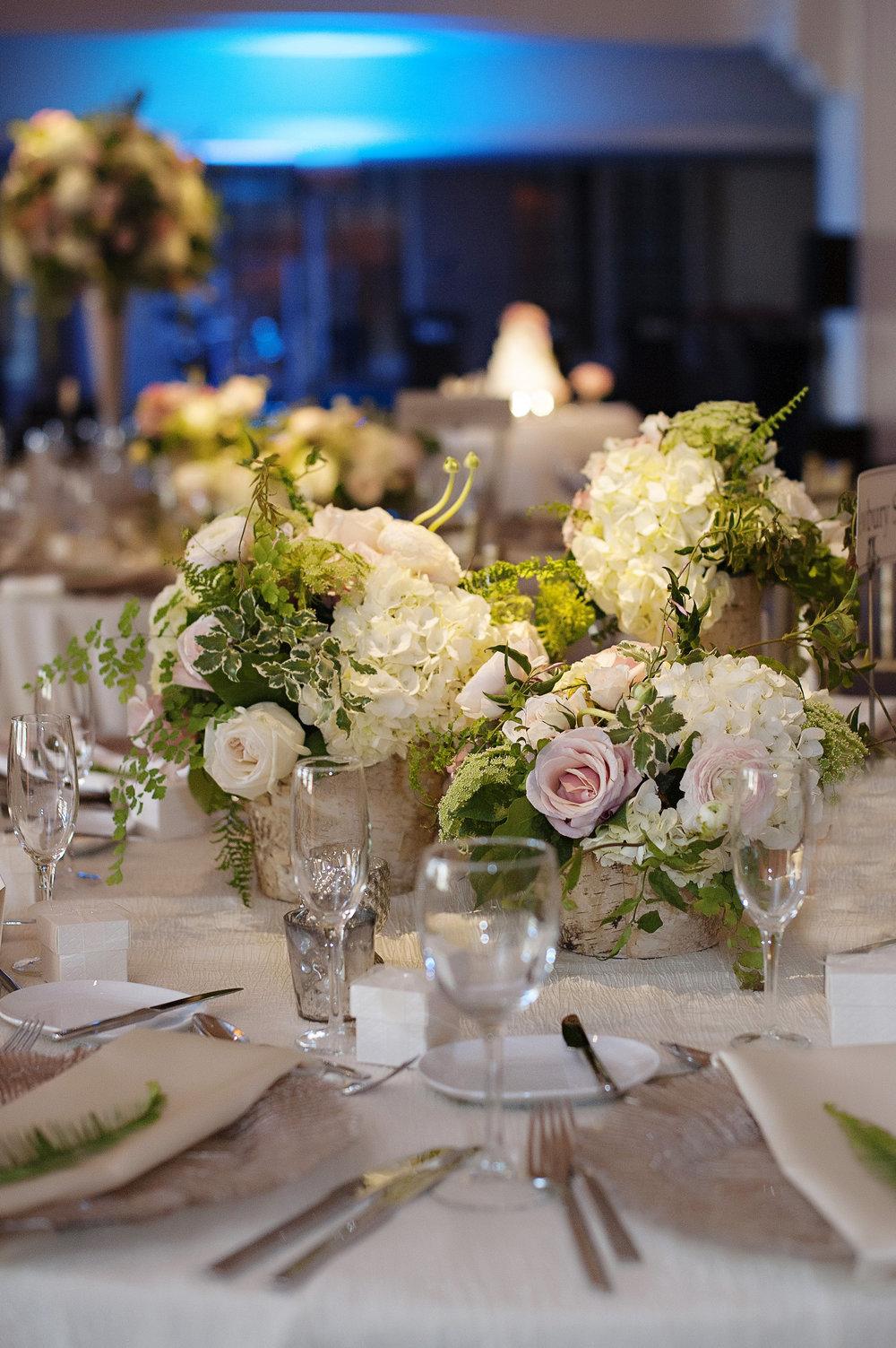 Wedding Small Center Pieces at The Renaissance