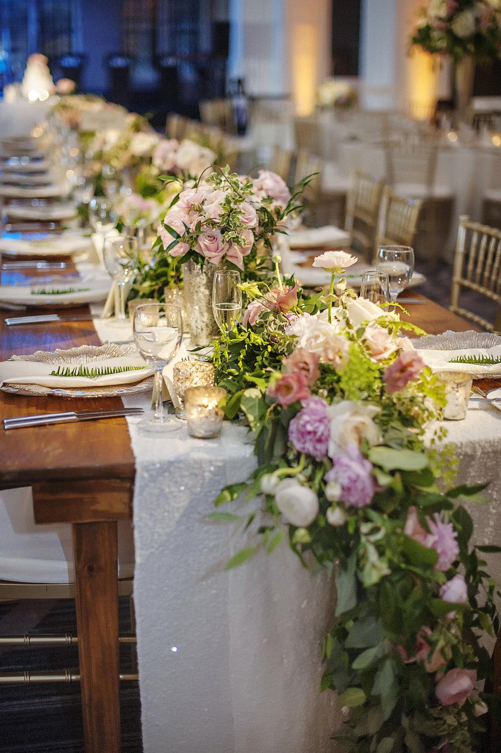 Wedding Garland at The Renaissnace