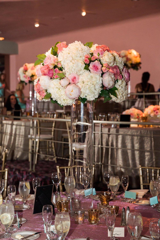Cincinnati Wedding Flowers, Courtenay Lambert Florals, Hilton Netherland Plaza Weddings, Leah Barry Photography
