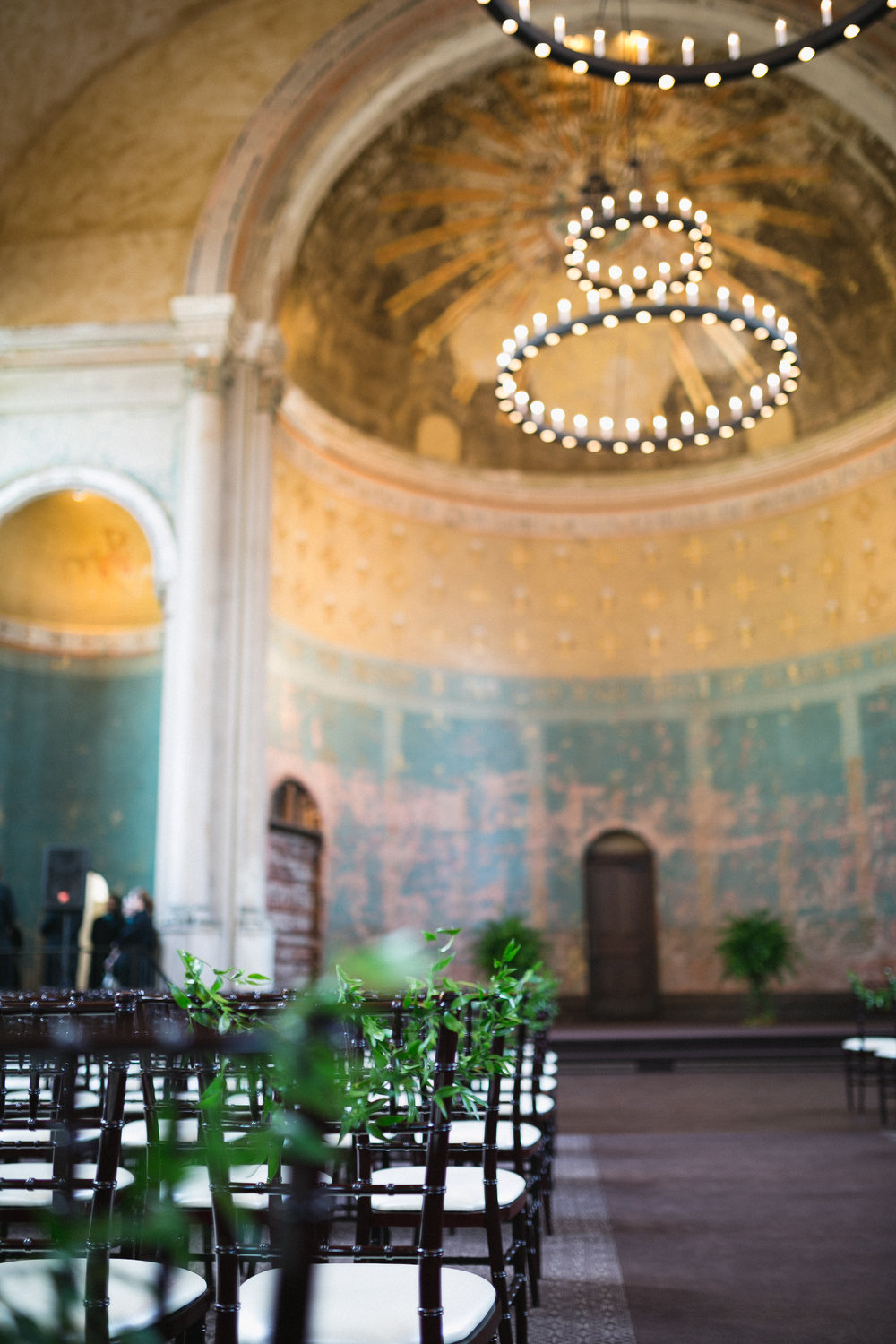 The Montasery Wedding by Courtney Lambert Florals