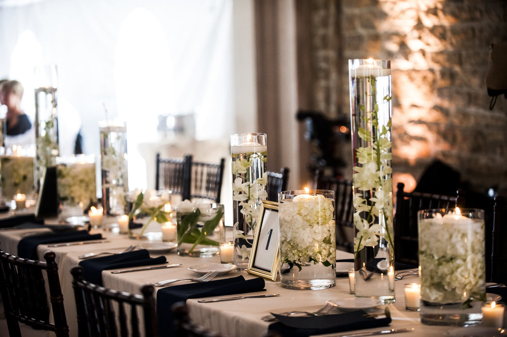 Elegant Table arrangment