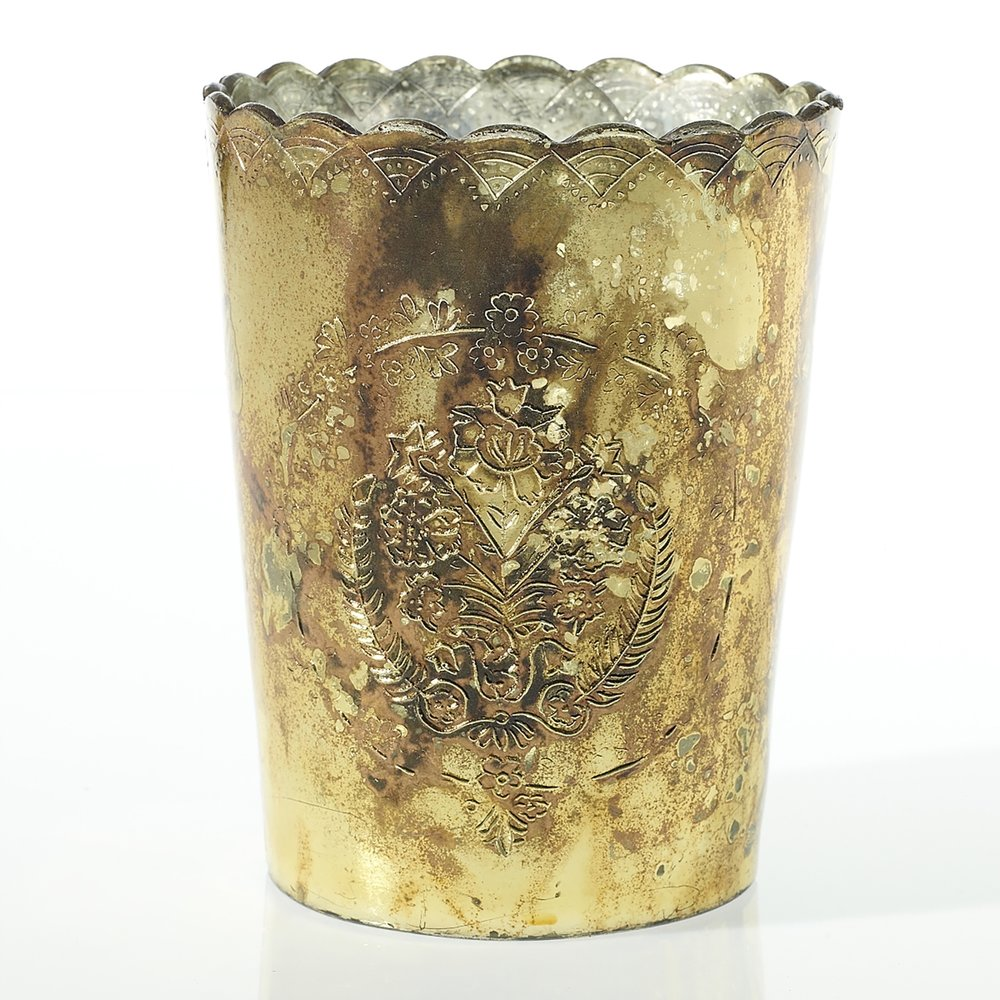 Desiray Gold Votives