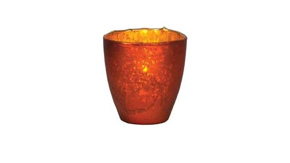 Orange Ebe Votive
