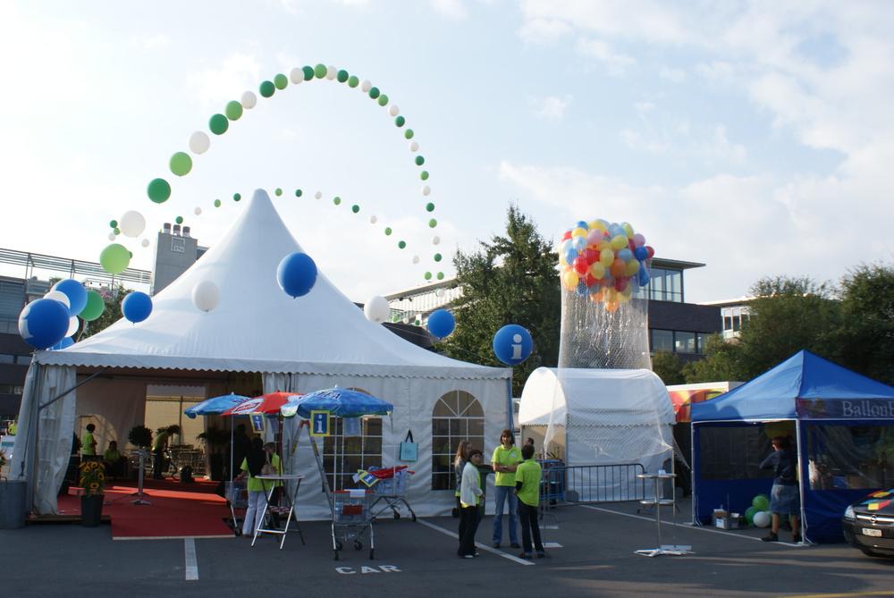 Perlbogen 115cm Riesenballone (6).JPG