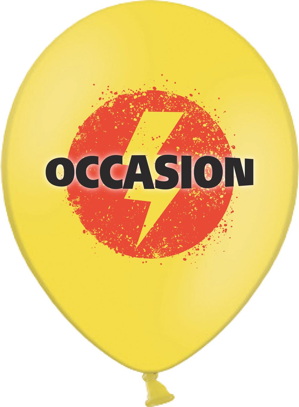 """Motiv """"Occasion-Blitz"""" 50 Stk. 124.90 CHF 100 Stk. 155.90 CHF 500 Stk. 499.00 CHF 1'000 Stk. 799.00 CHF"""