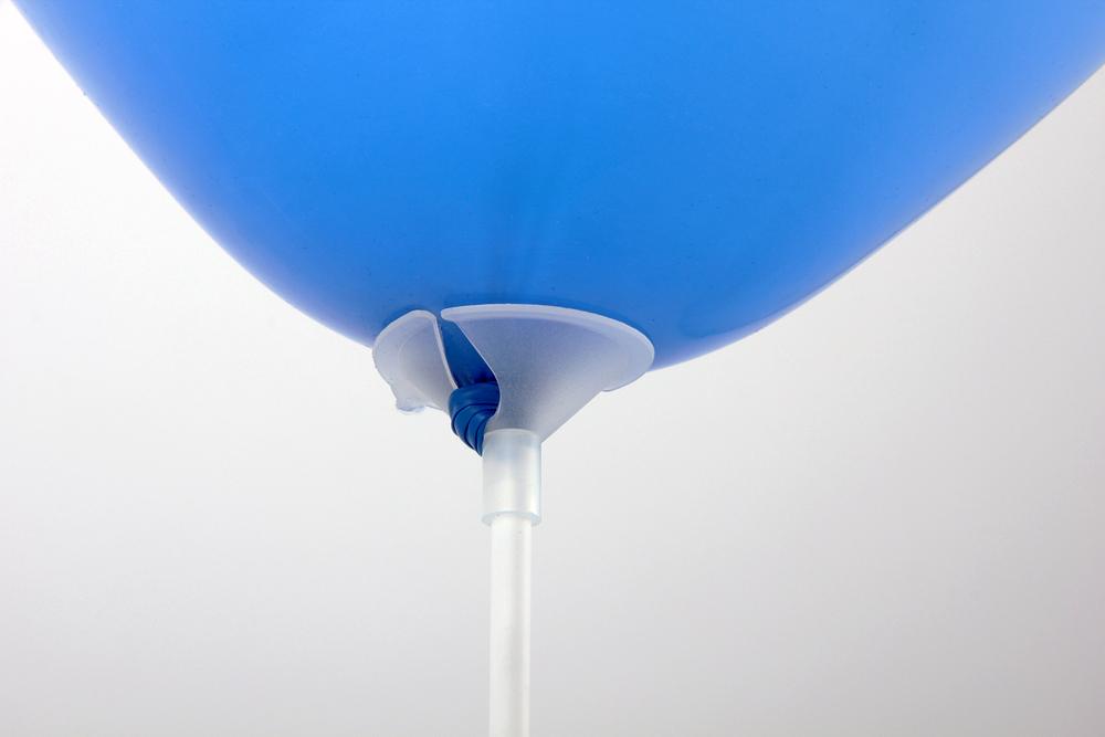 Ballonstab inklusive Cup zum Befestigen des Ballons 20 Stk. 3.00 CHF 100 Stk. 12.90 CHF 500 Stk. 58.05CHF 1'000 Stk. 109.65 CHF