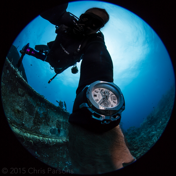 Shot with the Canon 8-15mm at 8mm, using the Zen Underwater DP-100-NCR port with removable shade.