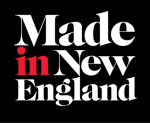 Proudly made by hand in New England.