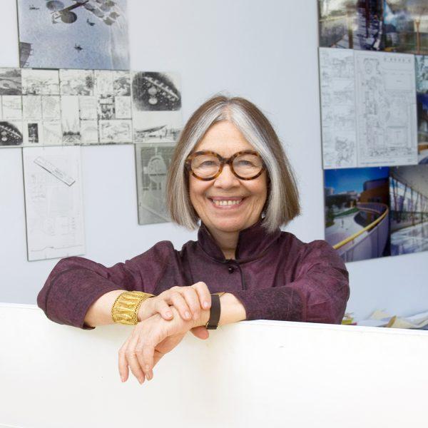 Architect Adèle Naudé Santos
