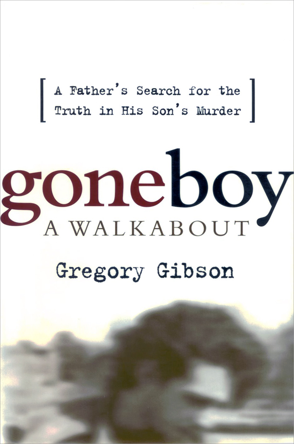 Get a copy of  Goneboy   here .