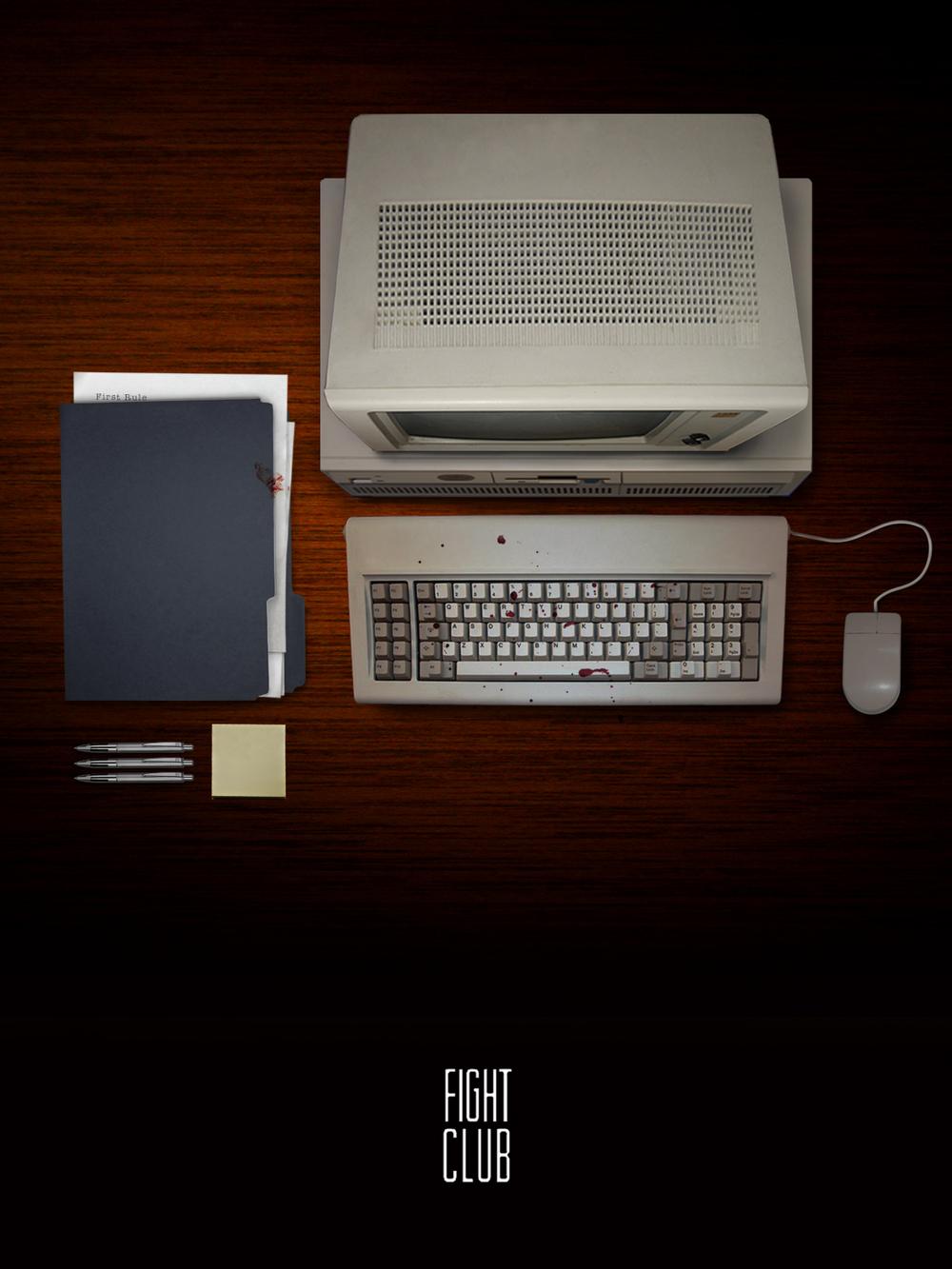 fightclub_minimal_poster