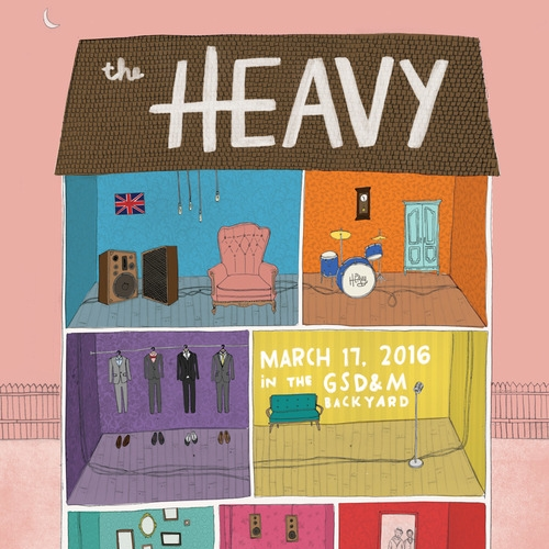 The Heavy  //  Poster