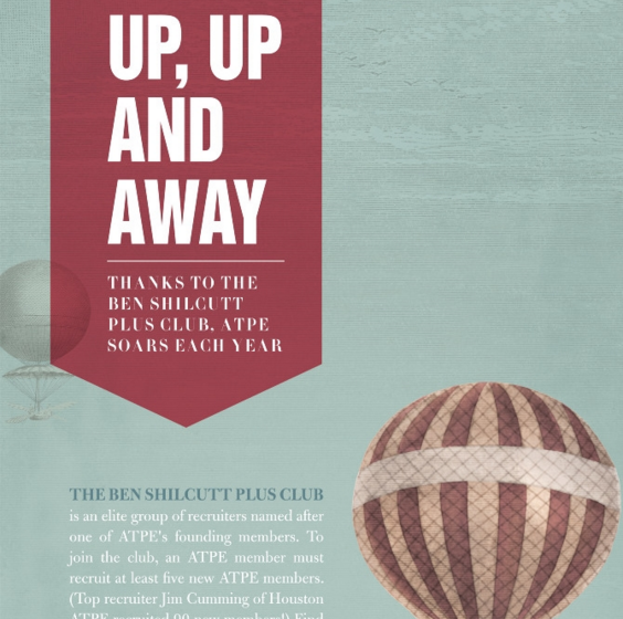 Up, Up & Away  //  Design