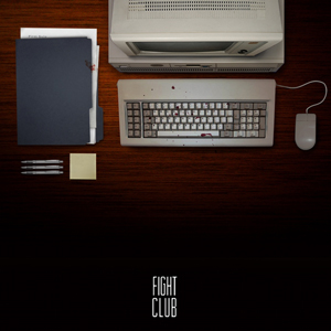 fight club poster design
