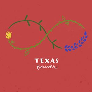 Texas forever branding