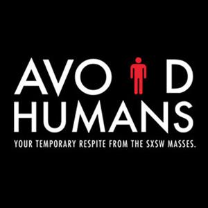 Avoid humans app design
