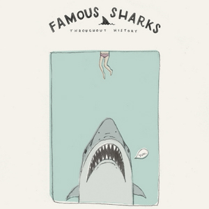 Shark Week illustrations