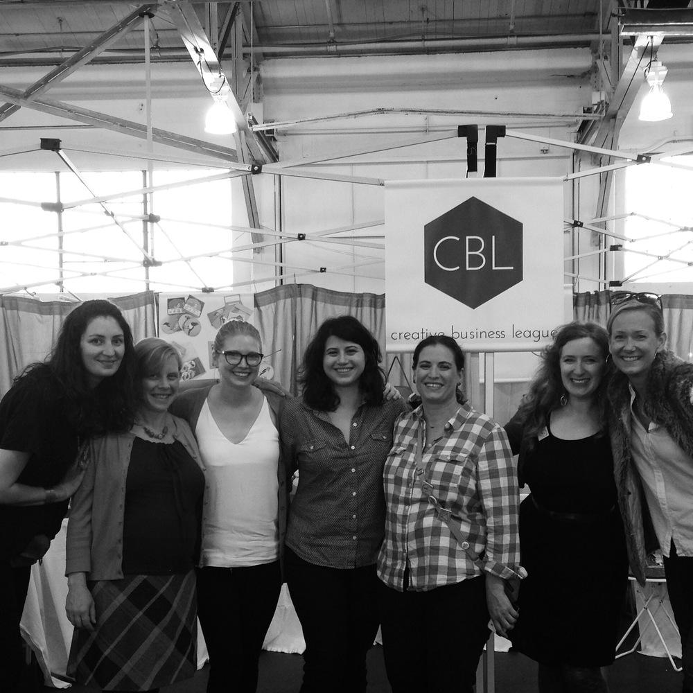 Creative Business League Renegade Craft Fair